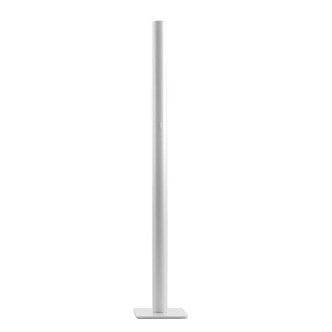Artemide - Ilio LED Stehleuchte - weiß/glänzend/LxBxH 30x30x175cm/3000K/3564lm/CRI=90   Lampen > Stehlampen > Standleuchten   Weiß   Aluminium   Artemide