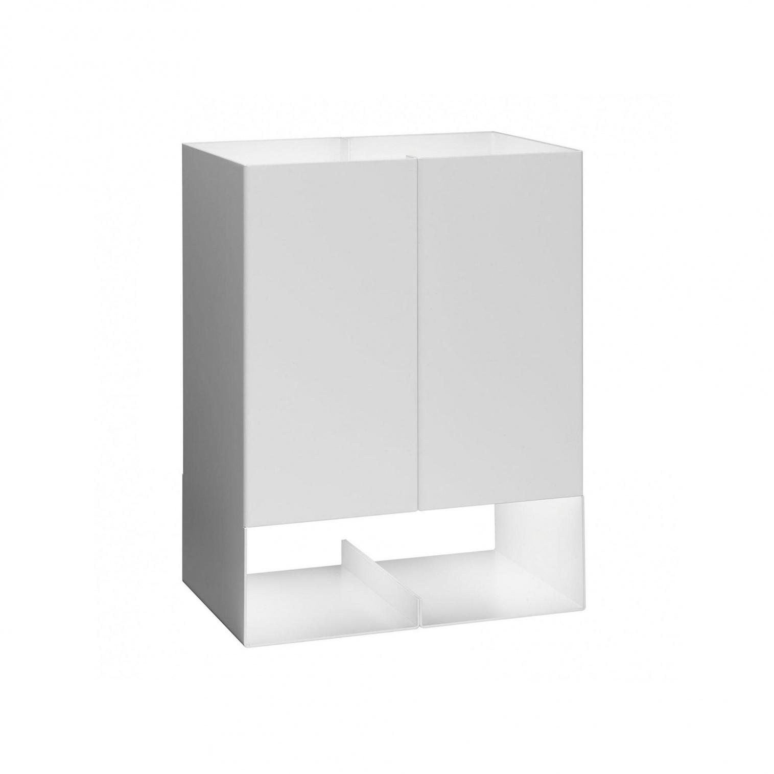 e15 LT02 Seam Two - Lampe de table LED LT02 - blanc