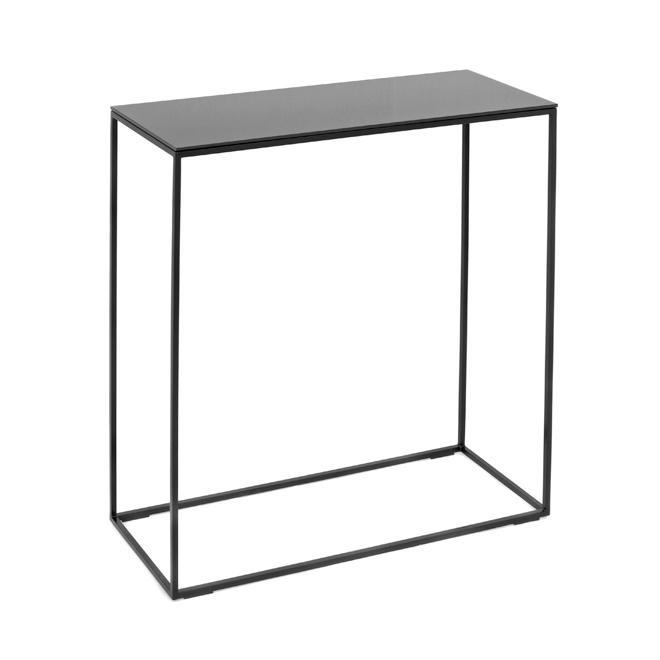Schönbuch - Rack - Table console - noir/PxHxP BxHxT 70x70x25cm