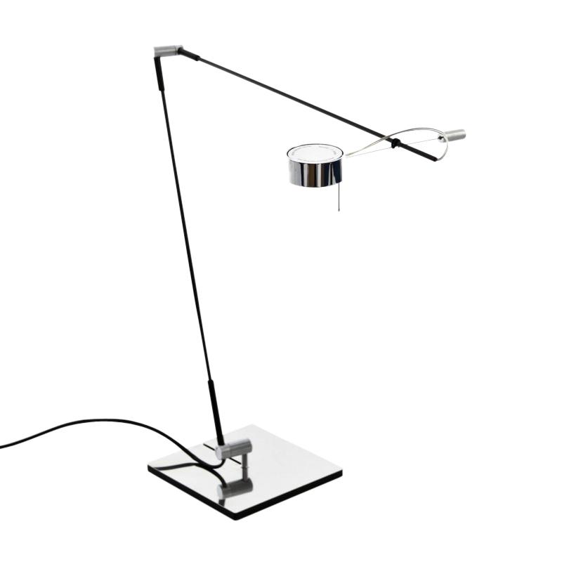 Radius - Absolut Lighting - Lampe de bureau - chrome/brillant/avec gradateur tactile/touch-0-matic®