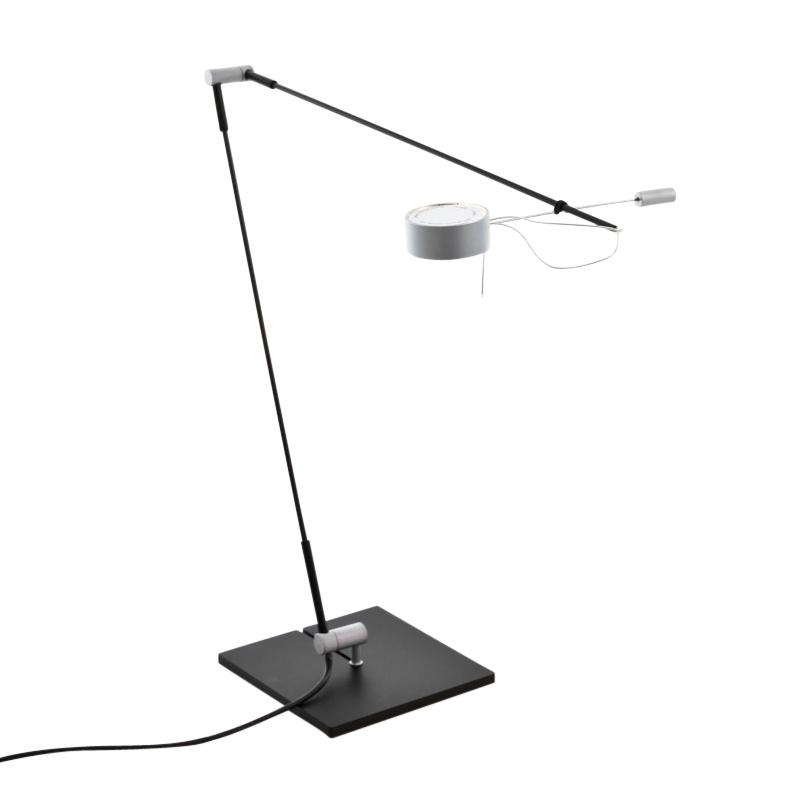 Radius - Absolut Lighting - Lampe de bureau - métal/mat/avec gradateur tactile/touch-0-matic®