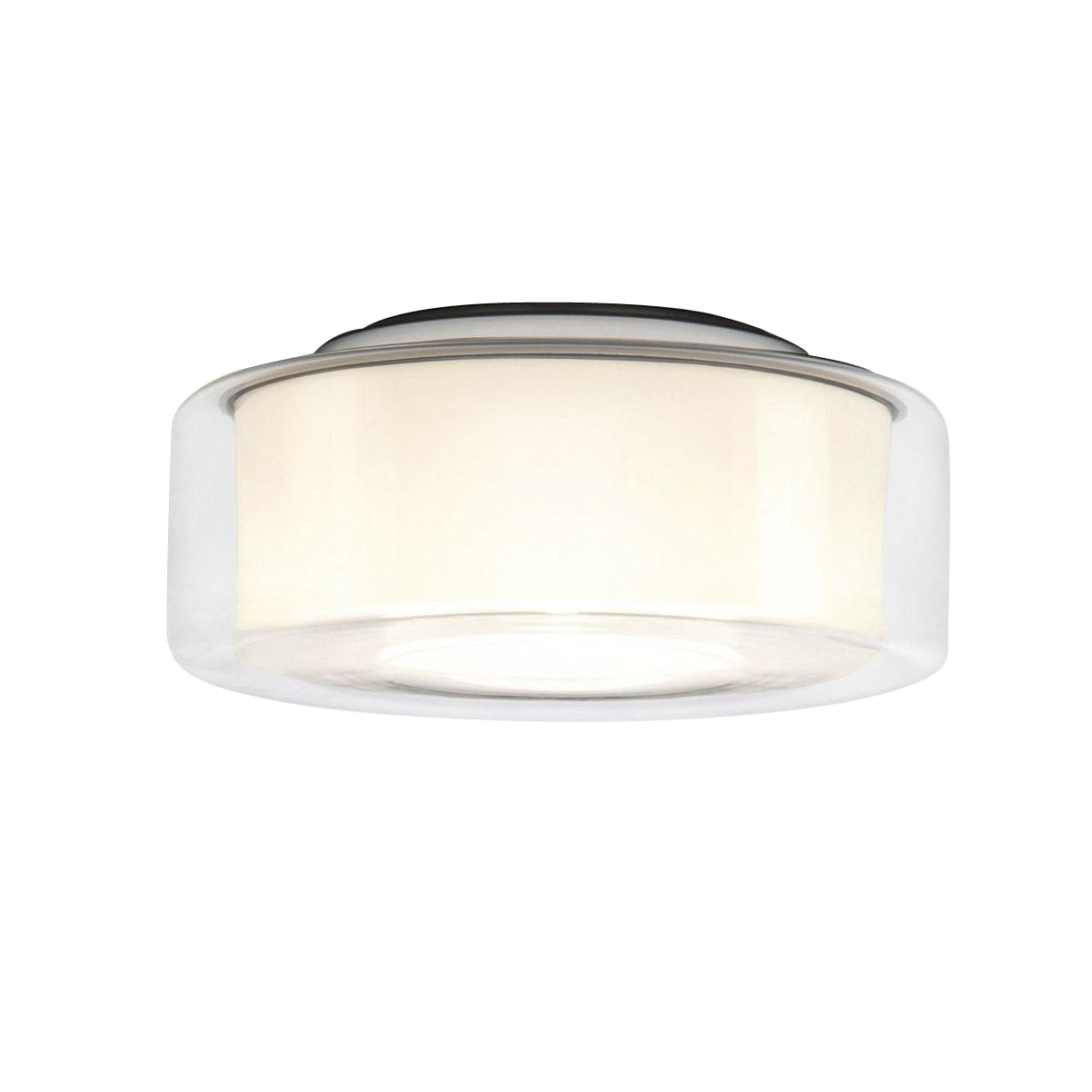zylindriØ17 5cm740lm Deckenleuchte transparentopal Reflektor Curling HALO Ceiling Serien QdxoBthrsC