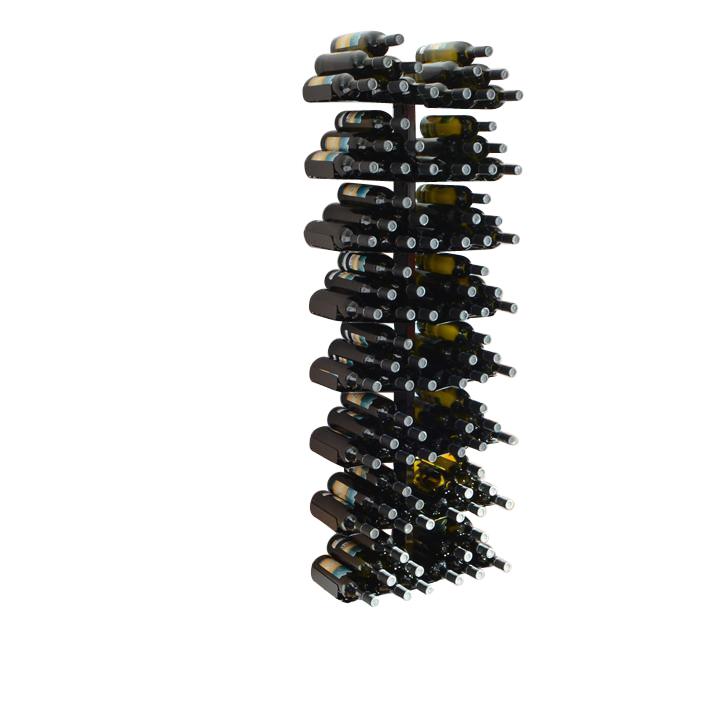 Radius - Wine Tree Weinregal - schwarz/Größe 3/HxB:170x61cm   Küche und Esszimmer > Küchenregale > Weinregale   Radius