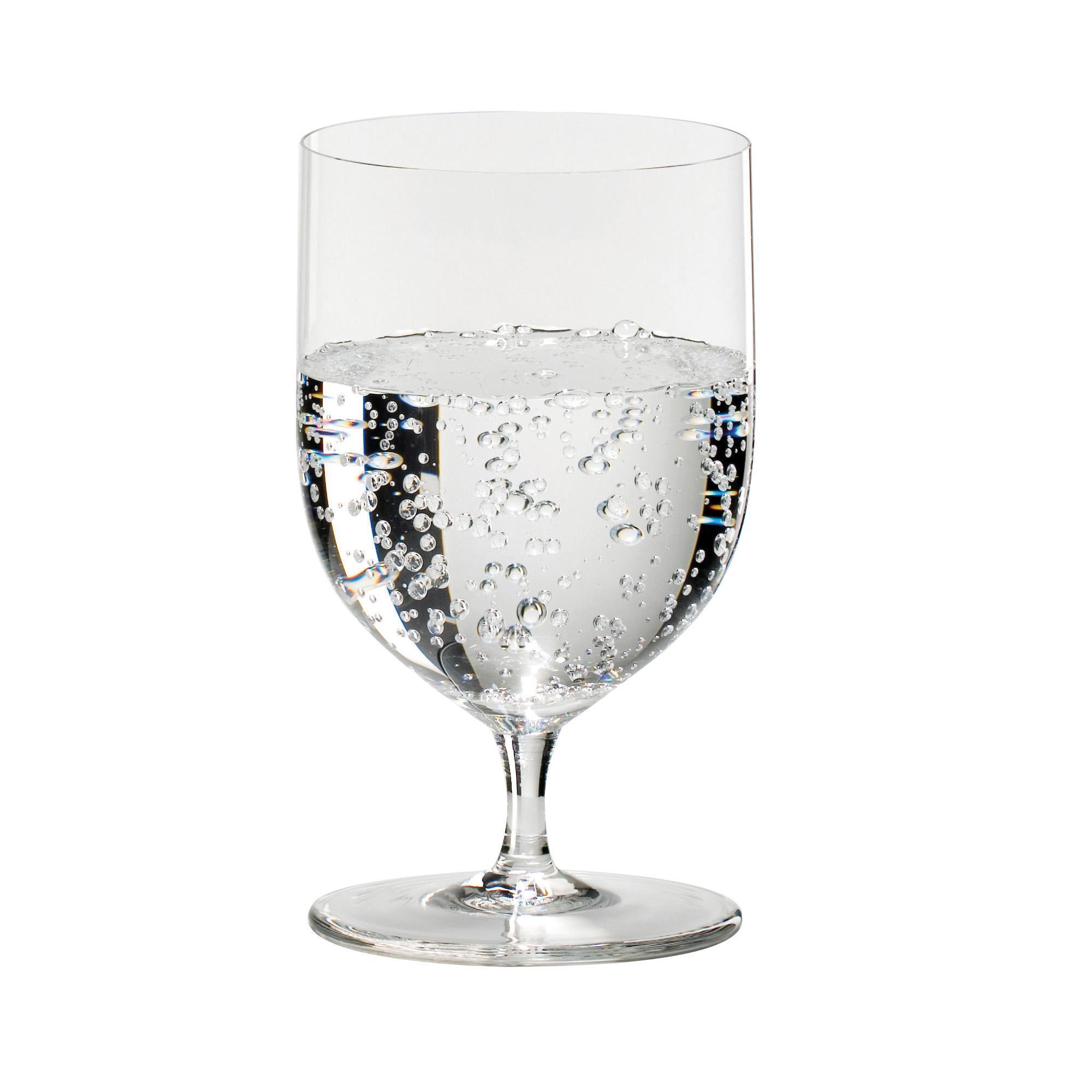 Riedel - Sommeliers Wasserglas - transparent/H 13cm| 340ccm | Küche und Esszimmer > Besteck und Geschirr > Gläser | Riedel