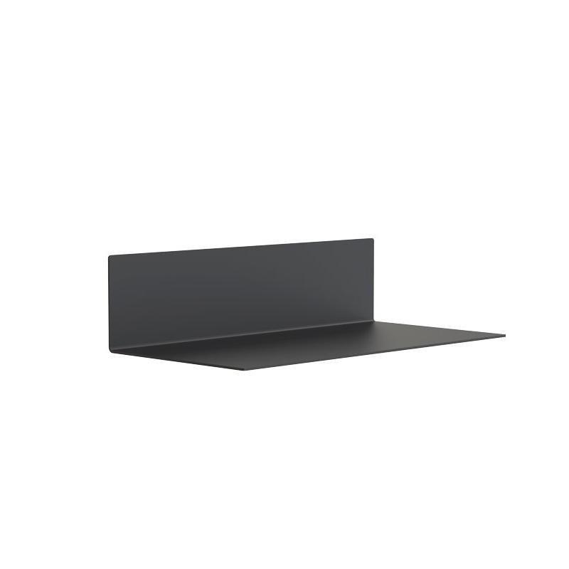 FROST - Unu 4023 - Etagère murale - noir/PxHxP 60x15x30cm