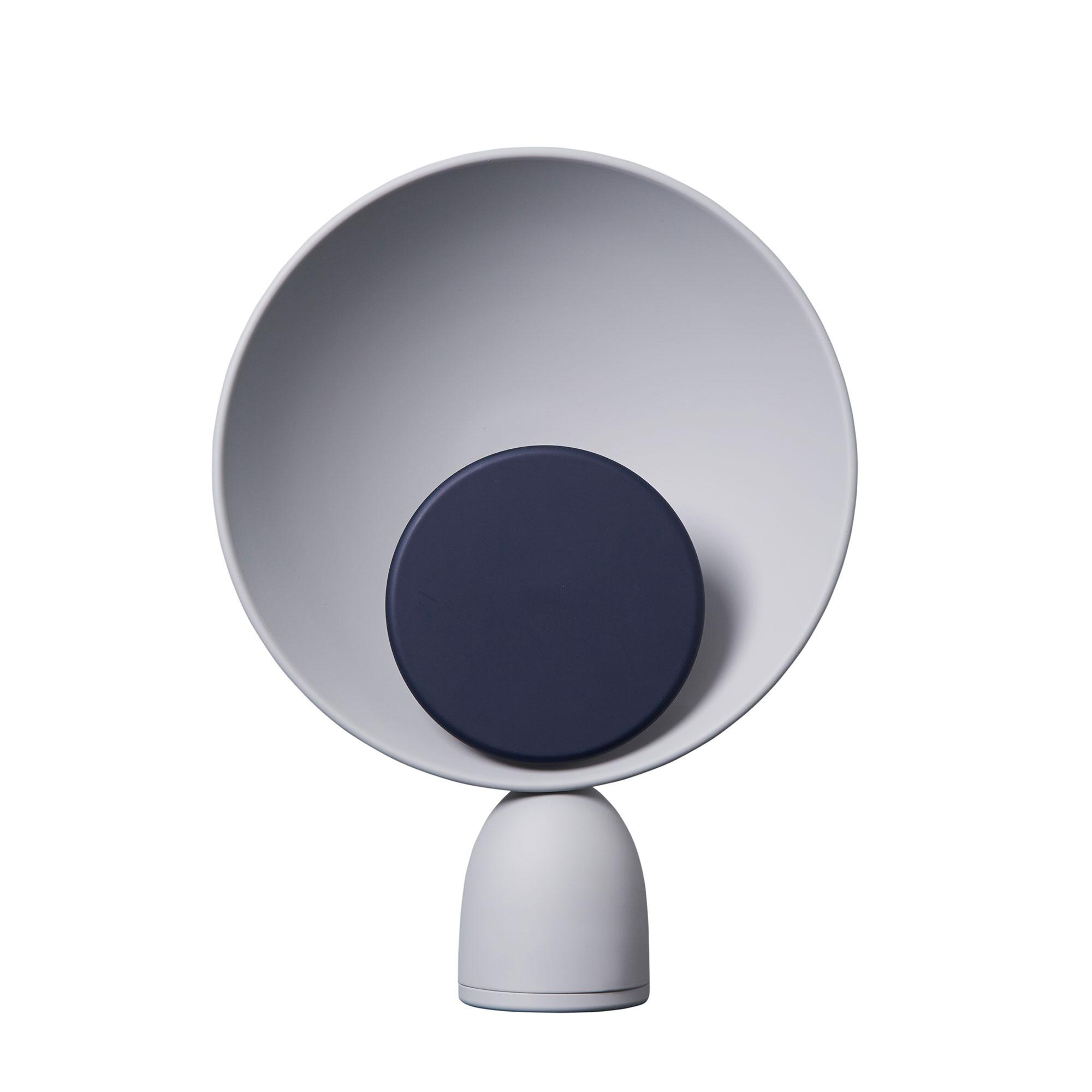 PLEASE WAIT to be SEATED - Blooper - Lampe de table LED - gris cendré/bleu marine/avec gradateur/2900K