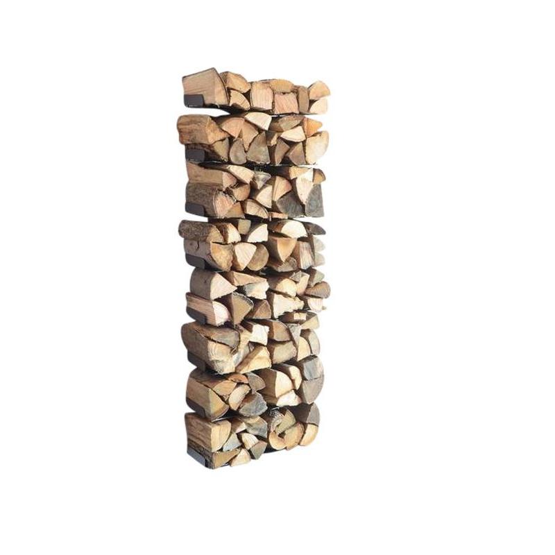 Radius - Wooden Tree Kaminholzregal - schwarz/Größe 3/HxB 170x61cm   Wohnzimmer > Kamine & Öfen > Kaminholzkörbe   Radius