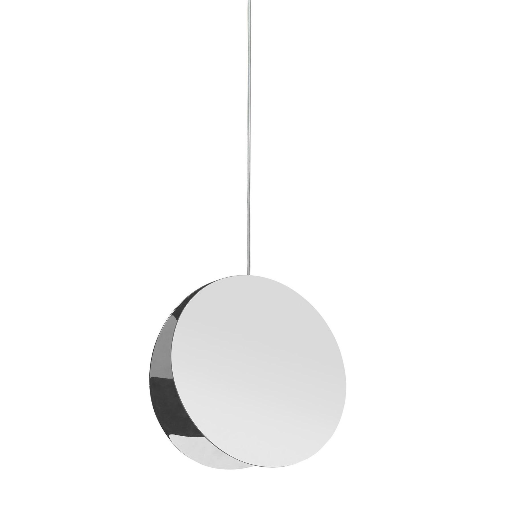 e15 LT05 North - LED Suspension - nickel/poli/Ø33cm/2700K/230lm
