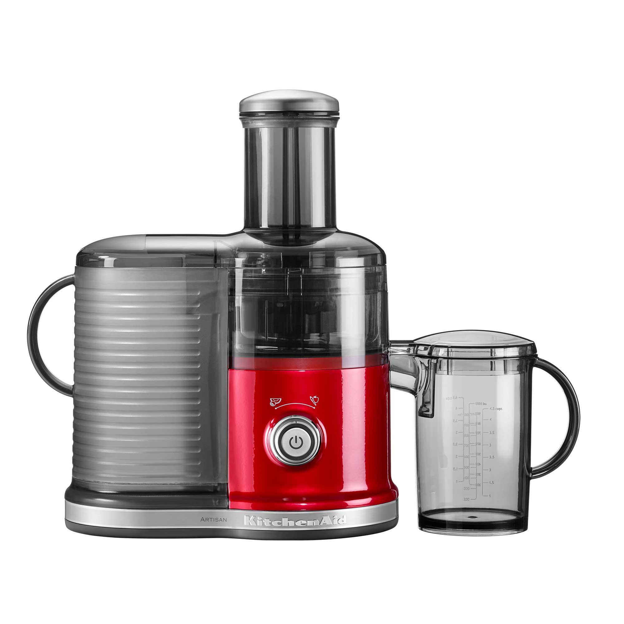 KitchenAid - Artisan 5KVJ0332 Zentrifugal Entsafter - Liebes-Apfel rot | Küche und Esszimmer > Küchengeräte > Entsafter | KitchenAid