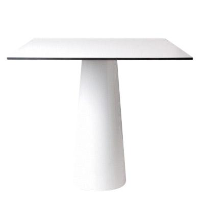 Moooi - Container Tisch quadratisch - weiß/Laminat/70x70x70cm   Baumarkt > Bodenbeläge > Laminat   Moooi