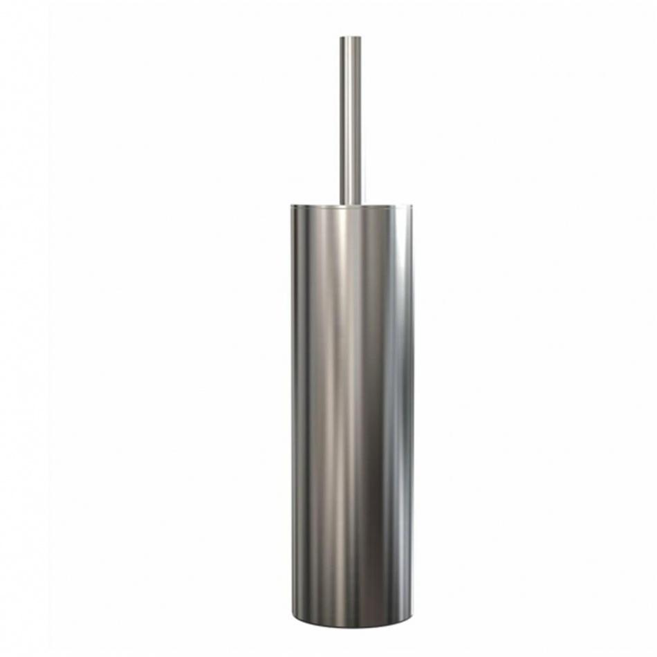 FROST - Nova2 WC Bürstengarnitur - edelstahl/gebürstet | Bad > Bad-Accessoires > WC-Bürsten | Edelstahl | Edelstahl | FROST