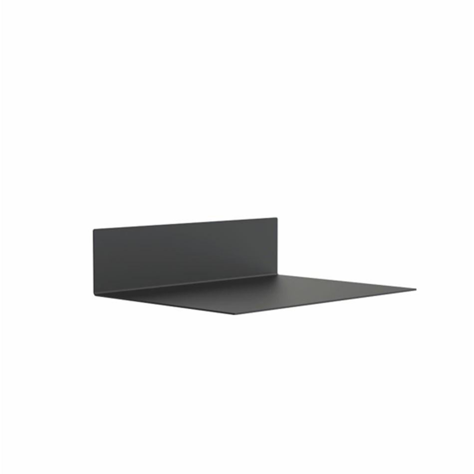 FROST - Unu 4036 - Etagère murale - noir/PxHxP 60x15x45cm