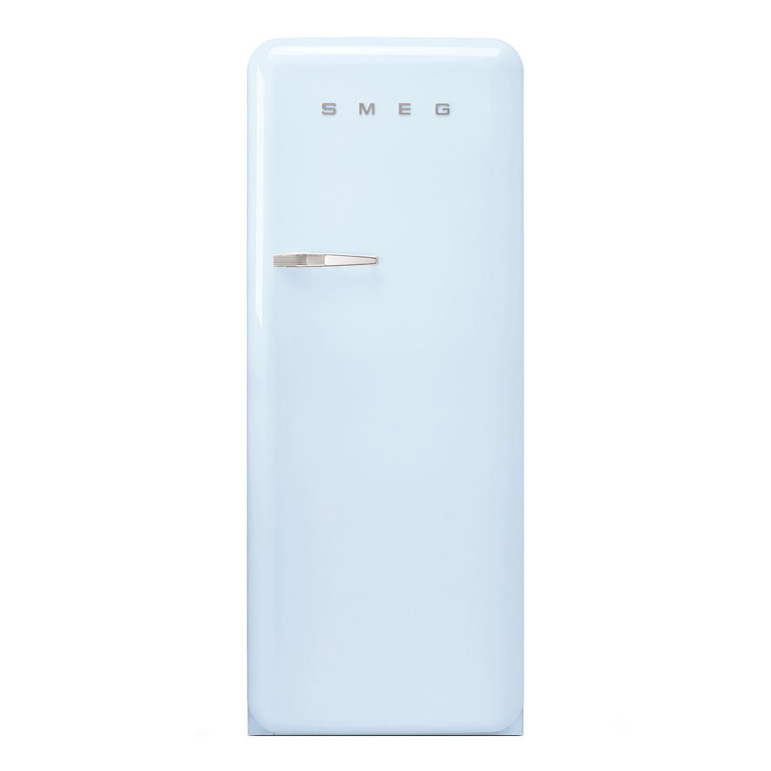 Smeg - FAB28 Kühlschrank mit Gefrierfach - pastellblau/lackiert/Türanschlag rechts/BxHxT 60|1x150x78|8cm | Küche und Esszimmer > Küchenelektrogeräte | Smeg