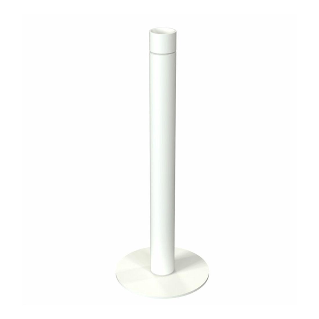 FROST - Küchenrollenhalter - weiß/H 32|5cm / Ø 12cm | Küche und Esszimmer > Küchen-Zubehör > Halter und Haken | Weiß | Edelstahl | FROST