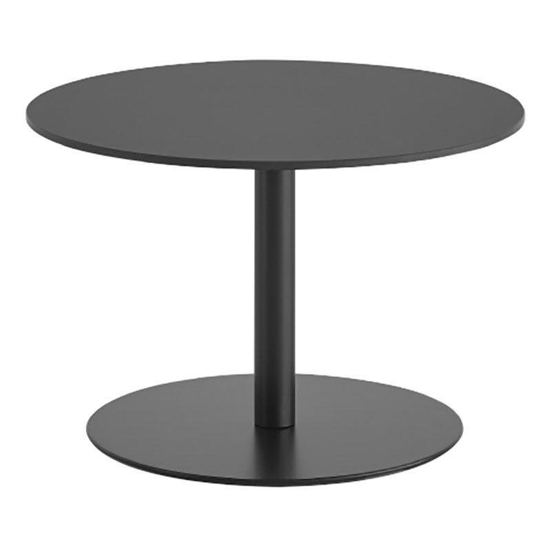 Lapalma - Brio Fix Beistelltisch Gestell schwarz H 40cm - schwarz/H 40cm / Ø 60cm/Tischplatte HPL | Kinderzimmer > Spielzeuge > Holzspielzeuge | Lapalma