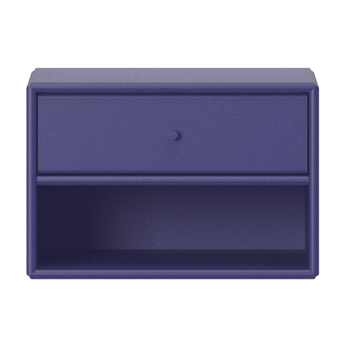 Montana - Dash Nachttisch - monarch 135/lackiert/BxHxT 35|4x24x30cm | Schlafzimmer > Nachttische | Monarch 135 | Mdf platte | Montana