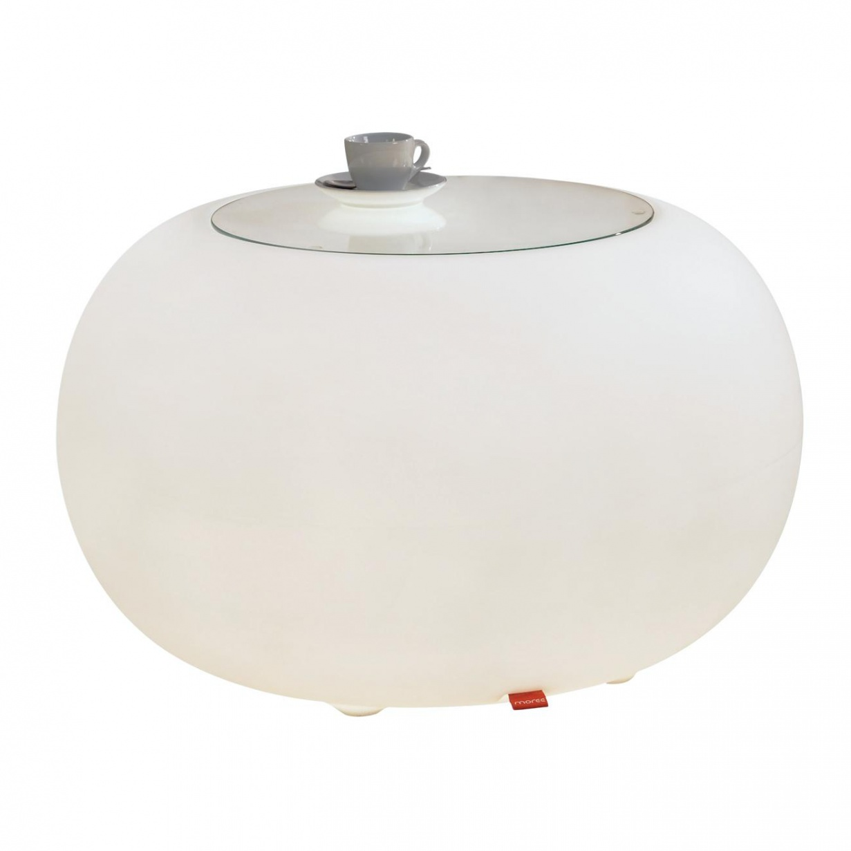 Moree - Bubble Indoor Table d'appoint - blanc